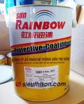 Sơn 1001 Rainbow - Sơn epoxy phủ hoàn thiện
