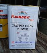 Chất pha loãng, dung môi thinner pha sơn chịu nhiệt 1521 Rainbow