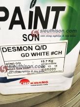 Sơn Desmon Q/D Chokwang phủ sắt thép gốc polyurethane