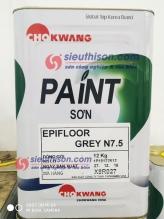 Sơn phủ epoxy Epifloor Chokwang 2 thành phần