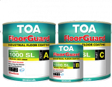 Sơn epoxy tự san phẳng Floorguard 1000 SL sơn 3 thành phần