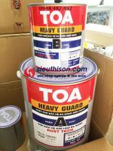 Sơn TOA Rust Tech hệ lót chống rỉ epoxy cho sắt thép và kim loại màu