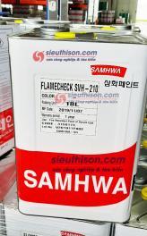 Sơn Samhwa FLAMECHECK SVH-210 chống cháy 60, 90, 120, 150 phút