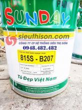 Sơn Nanpao 815S sơn nước gốc dầu Sunday Noroo Nanpao