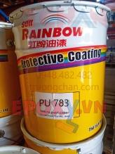 Sơn 782 Rainbow sơn chống thấm tự phẳng gốc urethane PU
