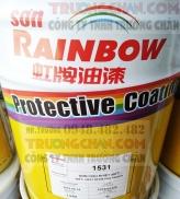 Sơn 1531 Rainbow, sơn lót chịu nhiệt 400 độ C rainbow