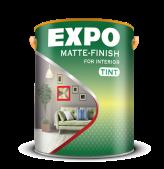 EXPO MATTE-FINISH INTERIOR TINT – SƠN NƯỚC PHA MÁY TRONG NHÀ