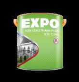 Sơn kẽm 2 thành phần siêu cứng Expo