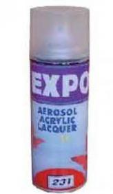 Sơn xịt Expo Aerosol Lacquer