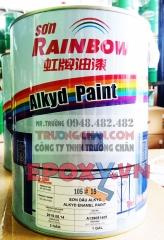 Sơn dầu alkyd enamel đa màu Rainbow 105