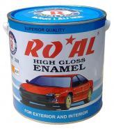 Sơn phủ gốc nhựa Alkyd Royal