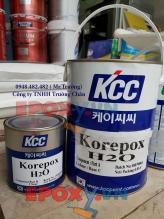 Sơn epoxy gốc nước Korepoxy KCC