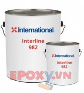 Sơn bồn chứa bể chứa hãng international interline 982