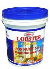 Sơn Nước Màu Ngọai Thất Lobster Shield