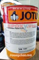 Sơn chịu nhiệt jotun 250°C aluminium paint HR